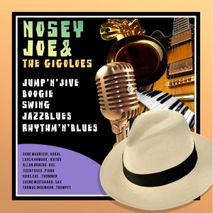 NOSEY JOE & THE GIGOLOES