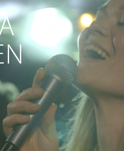 The Grapevines - Maria Gaden - bookes på bandportalen.dk