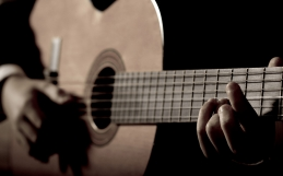 Guitar til bryllup – unikt og charmerende