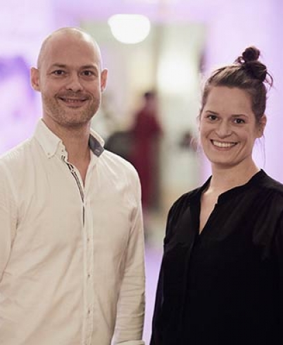 Anne og Jesper - bookes på bandportalen.dk